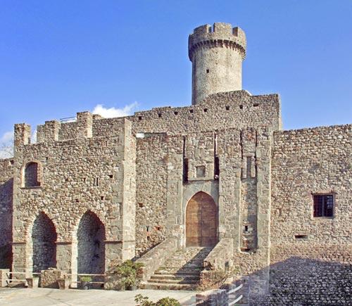 Malnido Castle, Villafranca