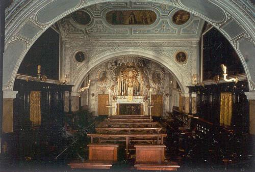Santa Caterina's Oratory