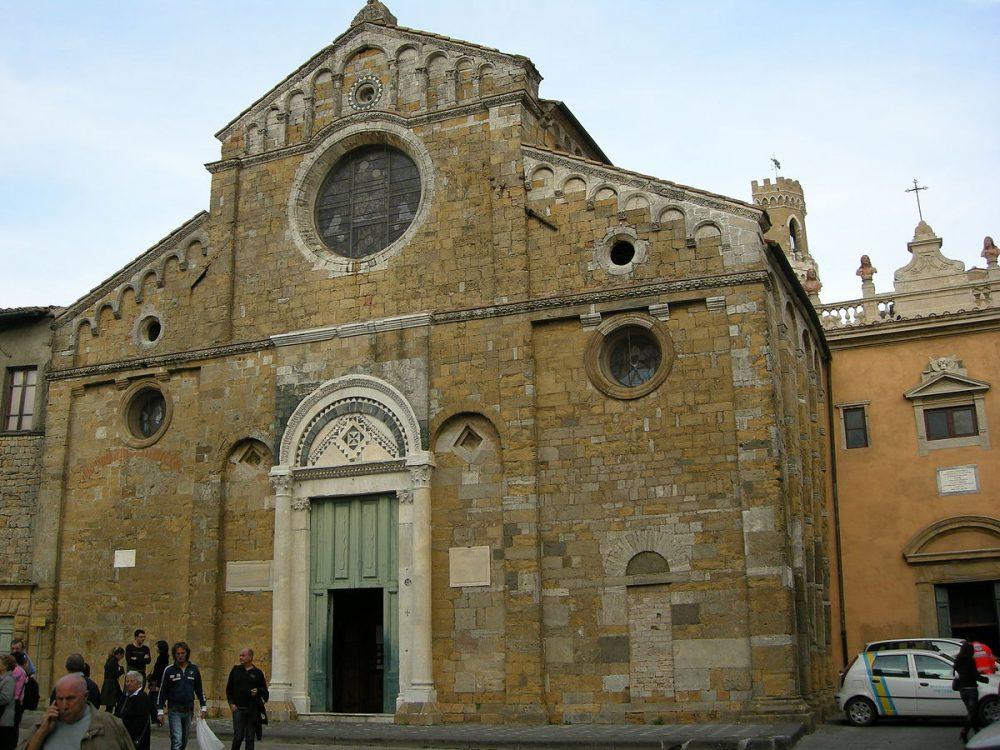 one day in Volterra