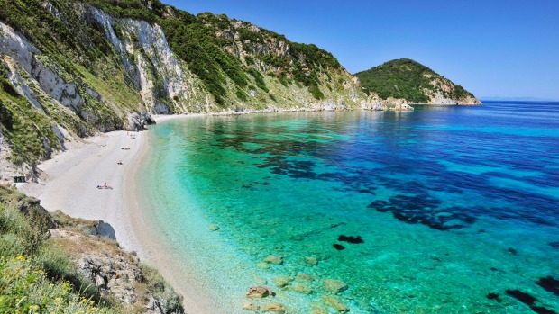 best tuscany beach
