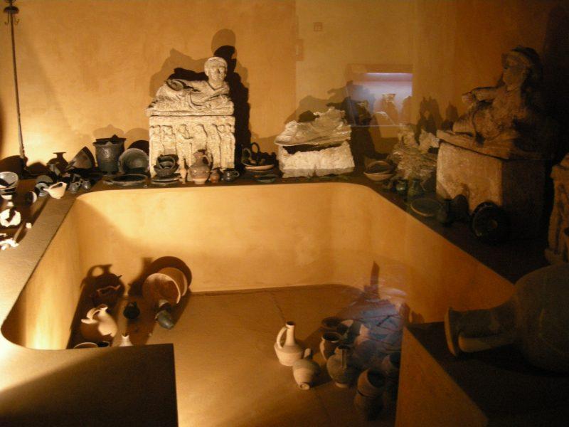 etruscan museum guarnacci