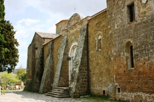 Sovana's Cathedral