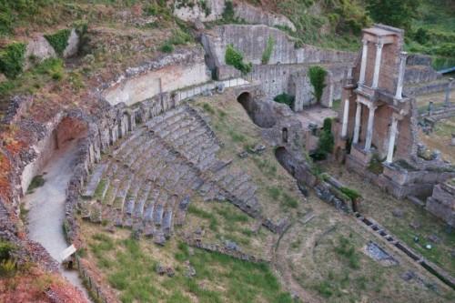 Roman Theatre - Volterra