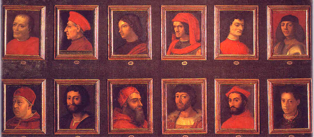 Trivia And Curiosities About The Medici Family History Love From
