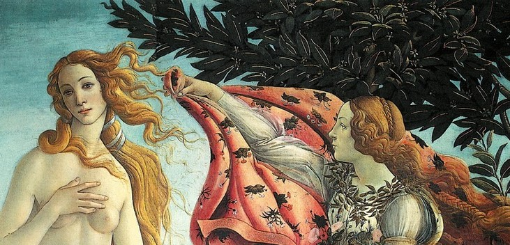 sandro botticelli birth of venus analysis