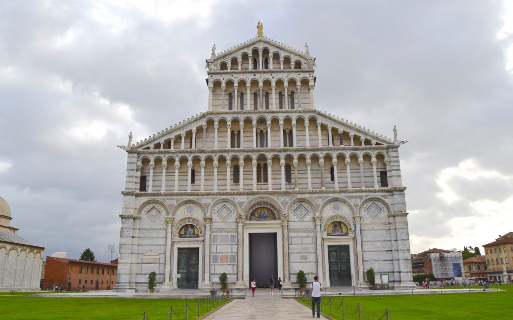 square of miracles pisa