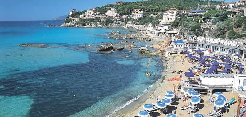 Coastal Towns In Tuscany Castiglioncello