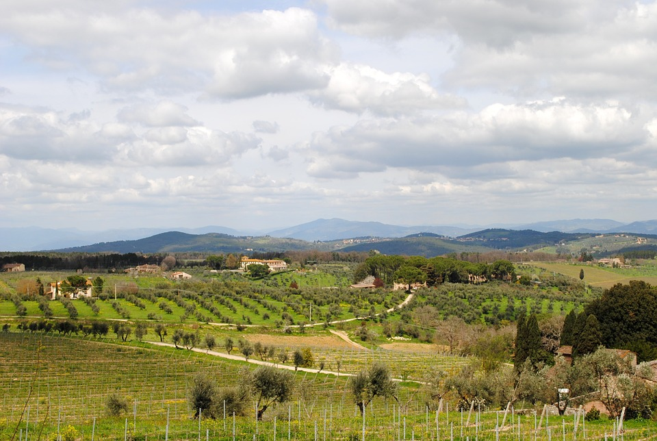best places to visit in chianti