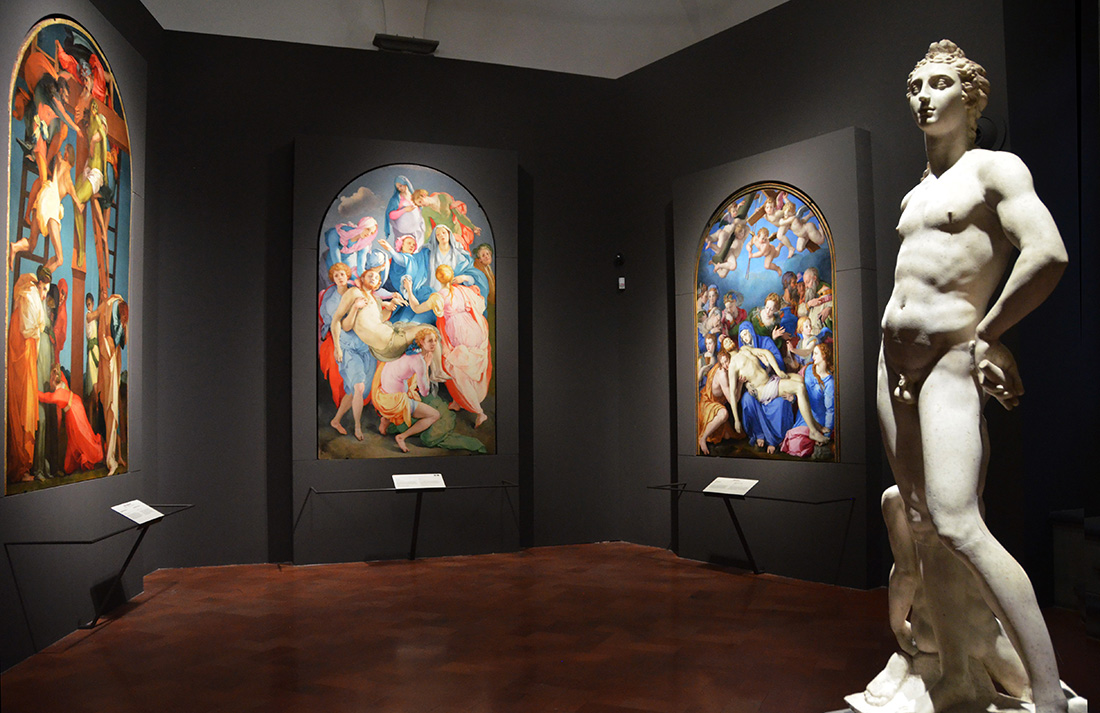 autumn art exhibitions florence and tuscany