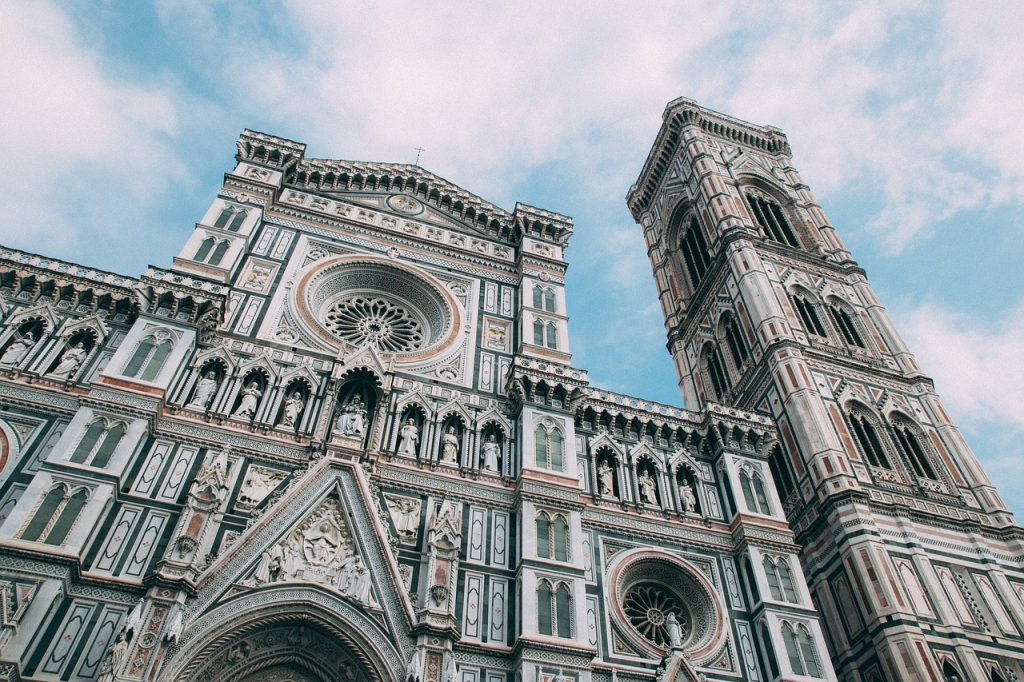 best churches in florence