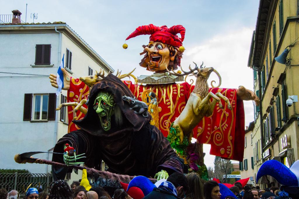 tuscany carnivals