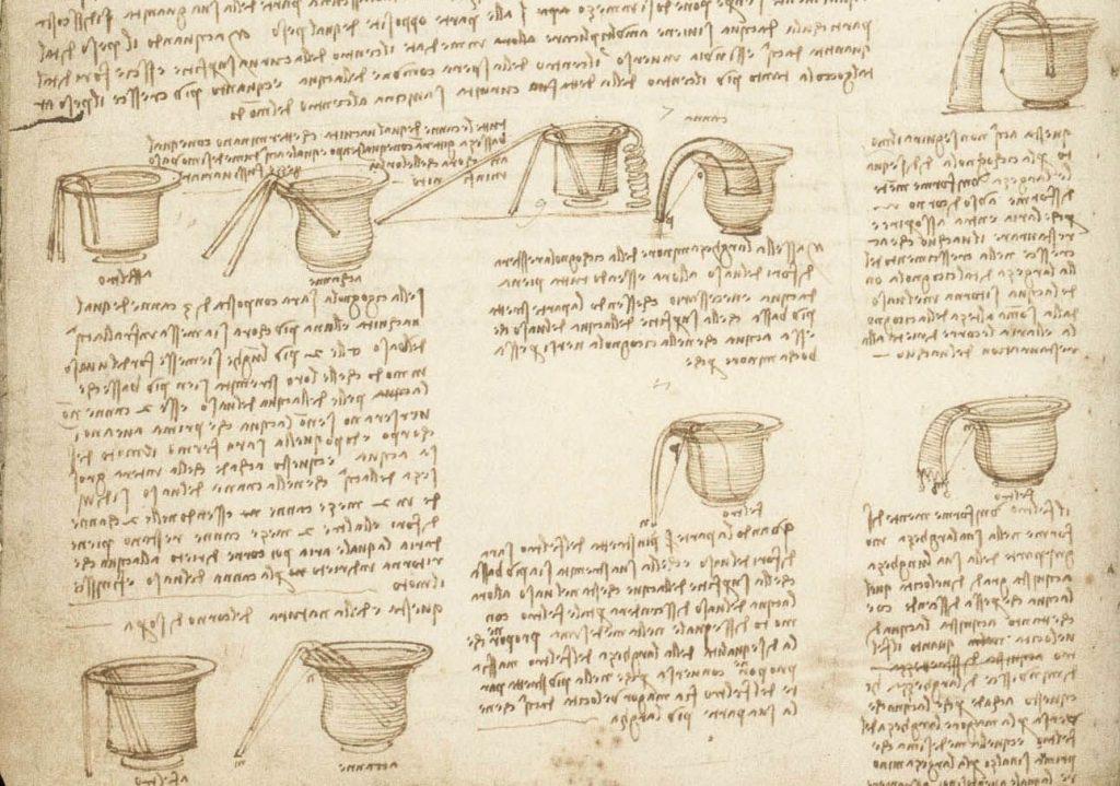 leonardo da vinci codex leicester uffizi gallery exibition