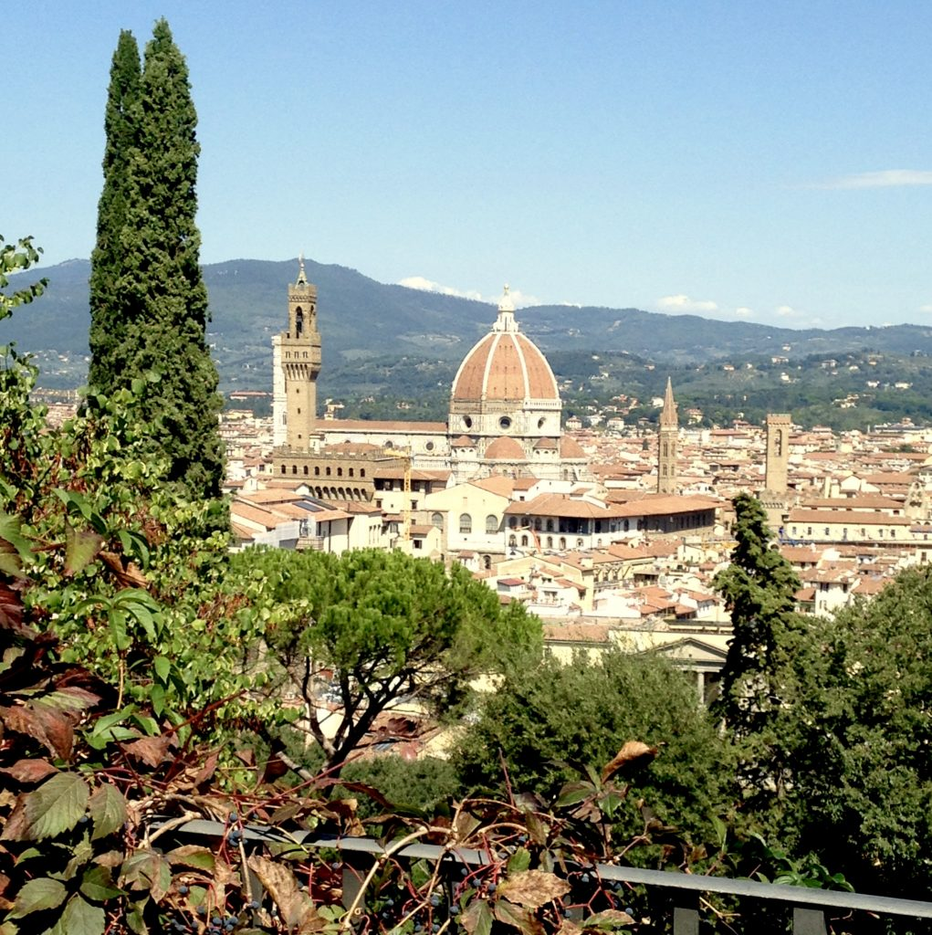 Bardini Garden Florence A Scenic Garden With A View Of Florence