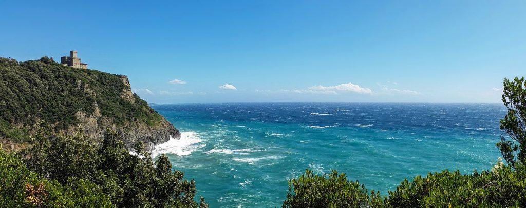 Tuscan coast