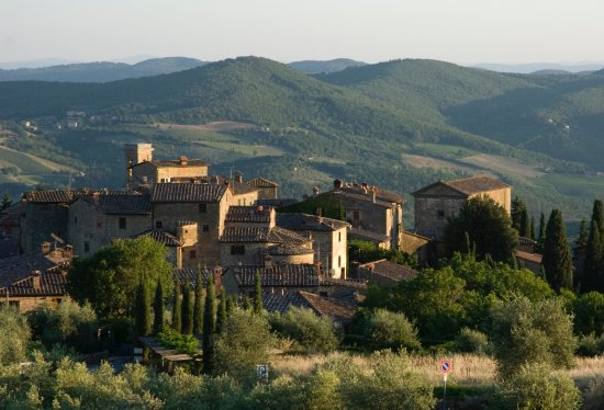 3 magical places in the Chianti vineyards