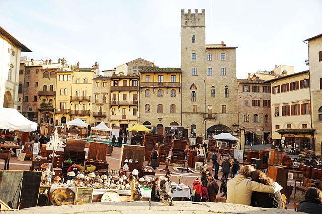 things to do in arezzo