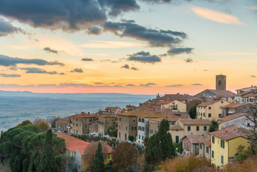 things to do in tuscany in autumn