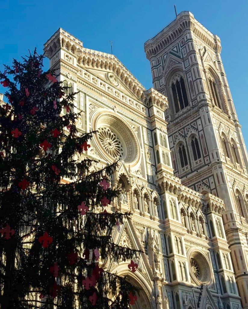 things to do at Christmas in Florence
