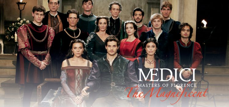 medici the magnificent series