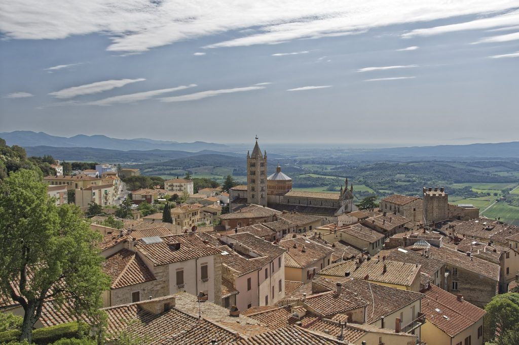 top springtime destinations in tuscany
