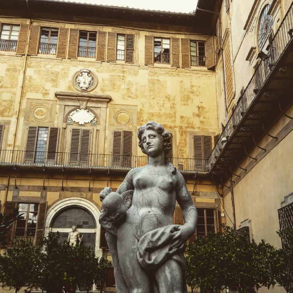 medici palaces in florence
