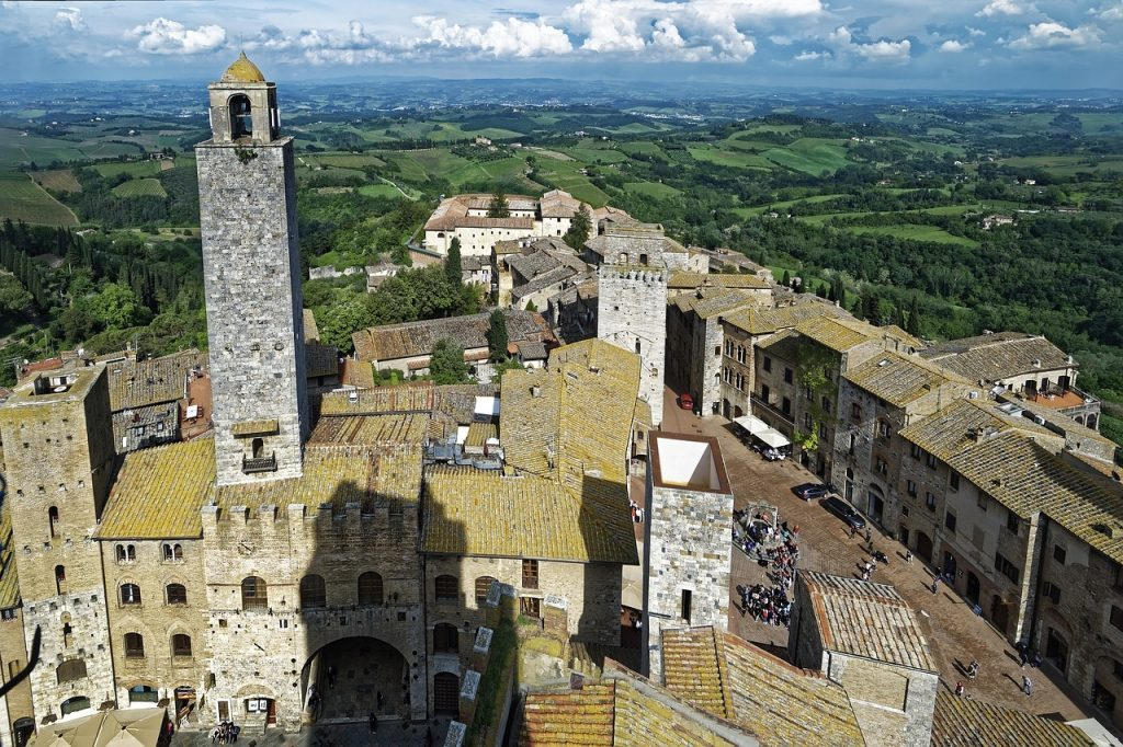 top attractions tuscany