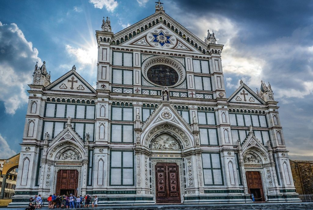 santa croce church florence