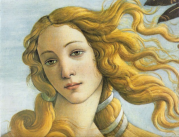 birth of venus botticelli