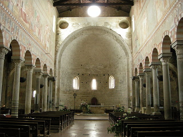 san pietro a grado church pisa