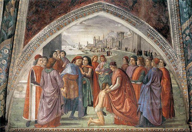 santa trinita florence