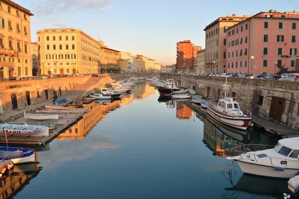 Livorno, Tuscany, Italy - What to see - Love from Tuscany