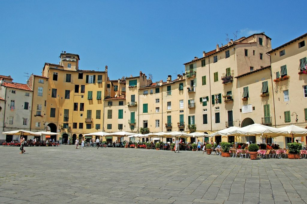 top attractions lucca