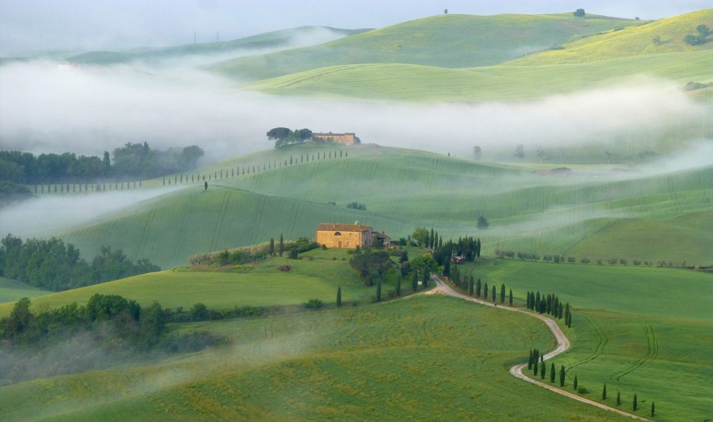 what is tuscany famous for