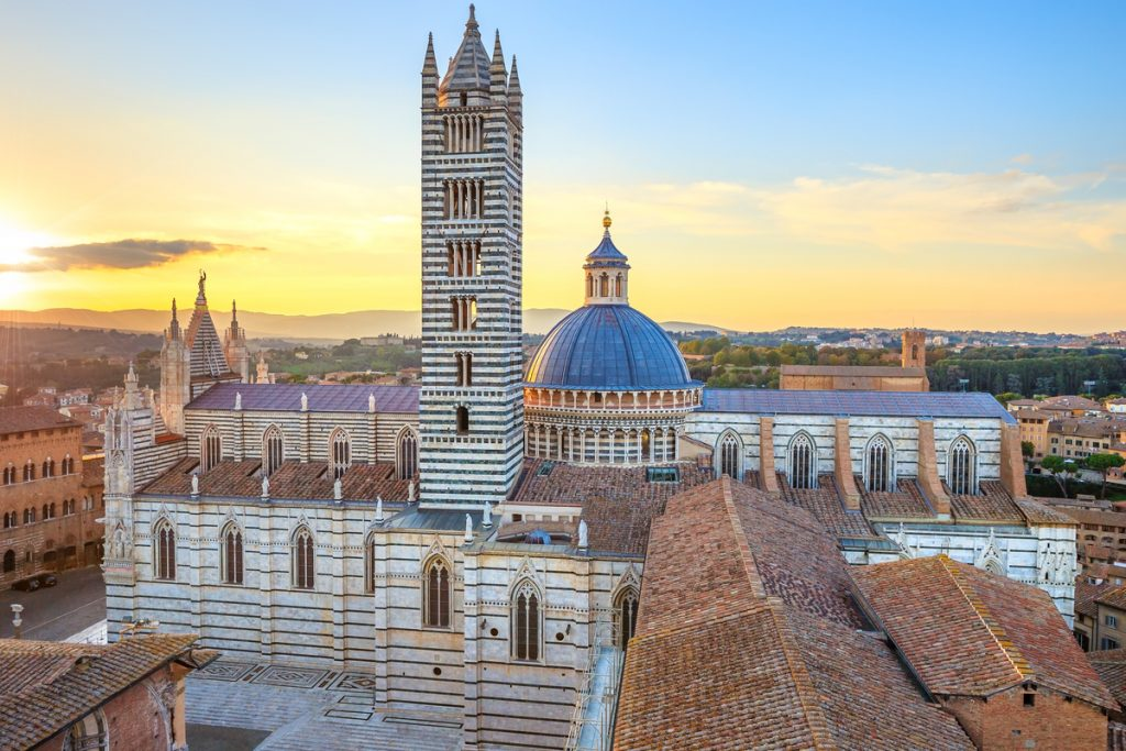 unesco sites siena