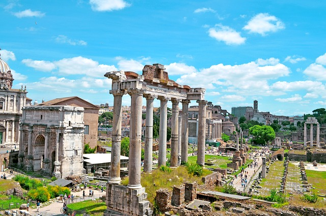 unesco sites in italy