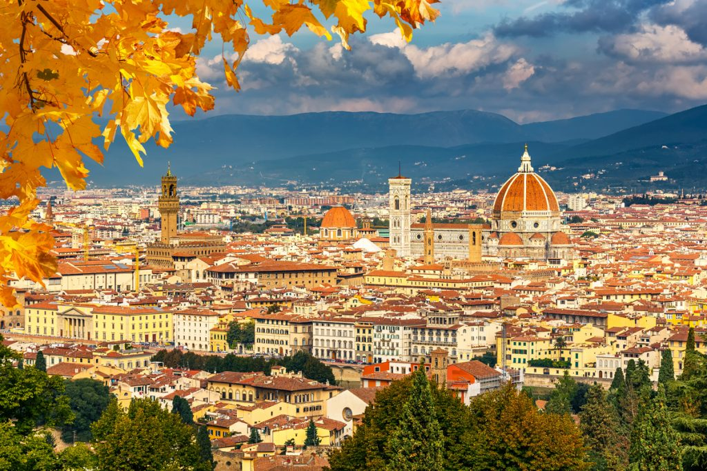 florence in october
