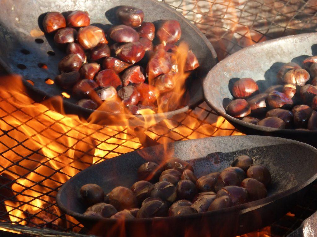 chestnut festivals in Tuscany
