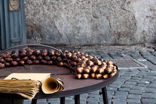 chesnut festivals tuscany