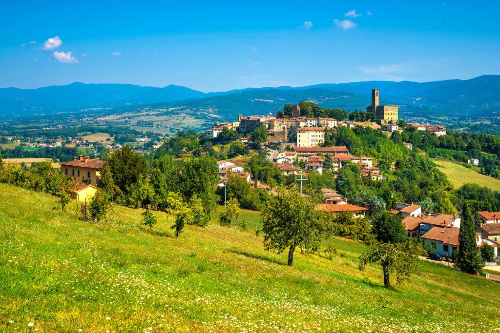 eastern tuscany