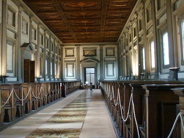 Biblioteca Laurentiana Florence